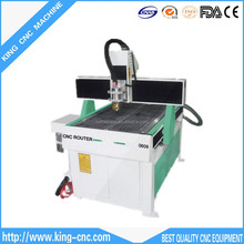 Small CNC Cutting Machine for Wood Metal Stone 3 axis K-6090 Type