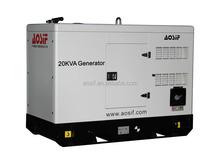 57kva backup power generators with cummins engine