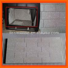 Durevole mattone vermiculite pannelli, refrattario per il camino