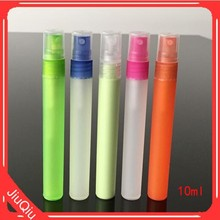 10ml Empty Perfume Hand Sanitizer Spray Pen
