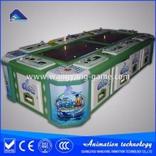 2015 NEW amusement arcade game machine Tom and Jerry fishing game fish hunter game machine hot selling