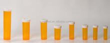 Child Resistant Vials, Push down & turn vials,prescription Child Proof vials