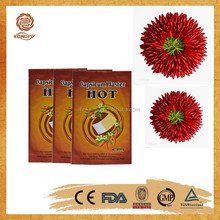 chian supply OEM /ODM servcie Joint Pain Relieving Plaster Pain Relieving Patches
