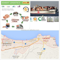 sea/ ocean consolidation service to muscat