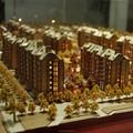 Arquitetura residencial fabricante modelo/casa de madeira modelo