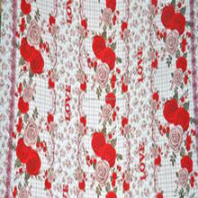 anti-radiation durable microfiber brushed polyester fabric
