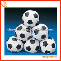 """High Quality! promotion item 3""""soft eco-friendly small PVC toy ball football toy soccer ball filling polester cotton SP21112216B"""