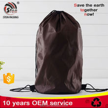 personalized nylon polyester cotton non-woven fabric promotional laundry bag