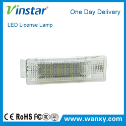 12VDC Car LED Luggage Compartment Light VW Golf4/5/6 Jetta Passat CC Polo Scirocco Eos Tiguan Touran Caddy Seat with CE