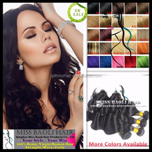 Alibaba Trade Assurance Paypal Accepted Correct Cuticles Virgin Indian Hair Clover-Leaf-Hair