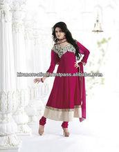 Elegant Anarkali Shalwar Kameez Un Stitched