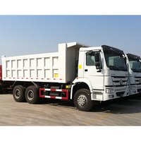 60 Ton 6*4 Dump Price for Tipper Truck for Sale