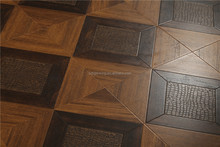 H413 Europe art wood parquet laminate wood flooring hs code for 2015