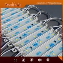 China manufacture backlit sign 3pcs SMD2835 chip led module