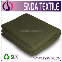 army blanket for military favorable price cheap blanket in olive green