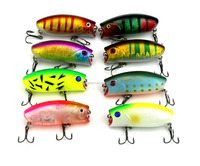 Hard body Popper Fishing Lure 6CM-10.4G Artificial Crankbait Floating Fishing Type Lure Fishing Float