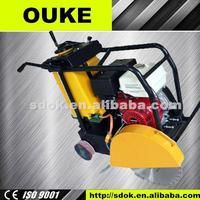 2015 Best price road cutter gasoline cutting machine with low price