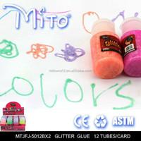 ultra fine glitter glue bulk diy invitation kits