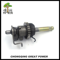 OEM Quality CG150 Motorcycle Start Shaft Assembly Parts