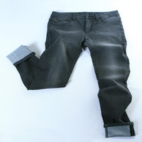 Stretch denim fabric raw materials for shirt B016M