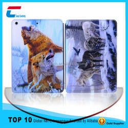For ipad 3d image protective case ,3d image protective case for ipad air 2 and for ipad mini , for ipad custom case