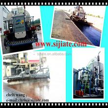 Made in China /ali express Intelligent controlled bitumen spraying asphalt distributor truck