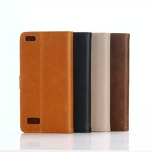 Retro styles PU leather case for Blackberry Leap,for BB leap wallet case