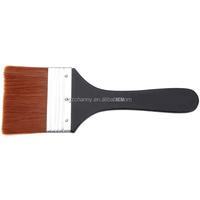 Nylon Hair Oil Painting Brush Watercolor Artist PaintBrush Pen Wooden Handle 8CM Fit For Art Artist Supply