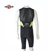 Professional Triathlon skin suit triathlon bike wear