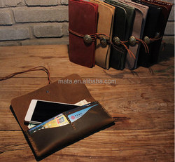 Wholesale Fashion Best Holding Premium PU Leather Wallet Case Cell Phone Case