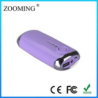 Z-553-1 made in korea mobile phone smps battery power bank 7800mah
