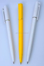 Free samples practical Promotional Plastic Ball Point Pen/Custom Printed Promotional Products