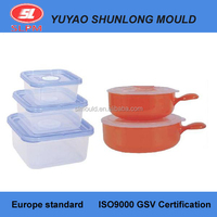 Plastic Injection Molds For Food Containers