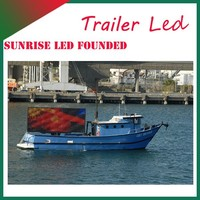Sunrise full color led controller support advertising trailer support 3G and GPRS communication