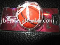 china supplier sports ball car air freshener with net and cupula