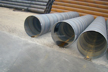 api fluid spiral steel pipe