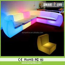 LED illuminated led cube chairfurniture LED cube chair silicone ball shaped ice cube tray garden led ball light