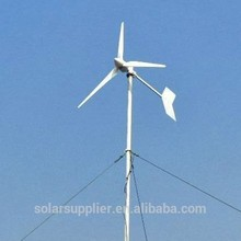 electric variable pitch wind turbine