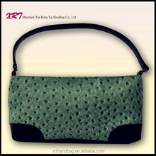 PVC Leather Mini Hobo Hand Bag for Ladies