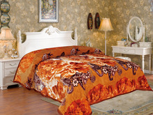 flannel fleece blanket super soft blanket polyester blanket normal print II