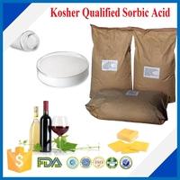 Factory Wholesale Food Additive Sorbic Acid Price