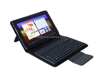 Magnetic Leather Folio Stand Case Cover With Removable Bluetooth Keyboard For Apple iPad 2 3