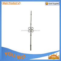 YOUWO Ornamental Wrought Iron/ Forged Steel Window Security Bars Wholesale