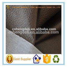 printing PU Leather for sofa and furniture