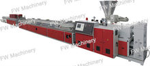 HB-LJ fiberglass window & door profile pultrusion production line equipment