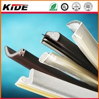 Hot sale Kerf door jamb weatherstrip foam weather rubber seal