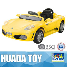 High quality best price kids indoor/outdoor ride on car kids toys