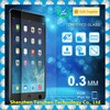 Wholesale Transparent clear Top quality anti-explosion tempered screen protector for ipad Mini/ipad air