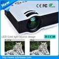 Shenzhen fabricante UC40 barato alta qualidade projetor de vídeo 800 * 480 800 lumens 1080 p hd mini portátil led projetor