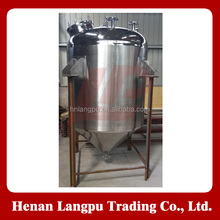 powerful mix and high viscousity chemical industry liquid agitator tank